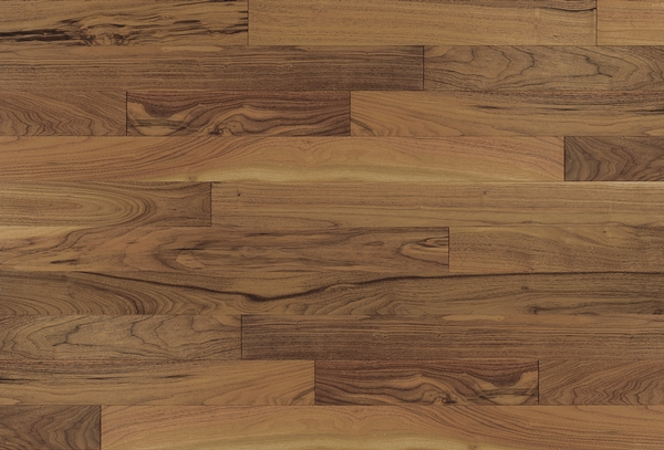Plancher noyer am ricain barwood pilon - Noyer americain ...
