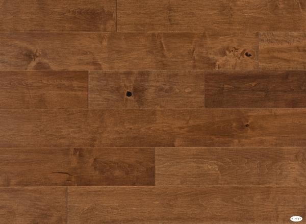 Aged Maple Praline Hardwood Floor Barwood Pilon