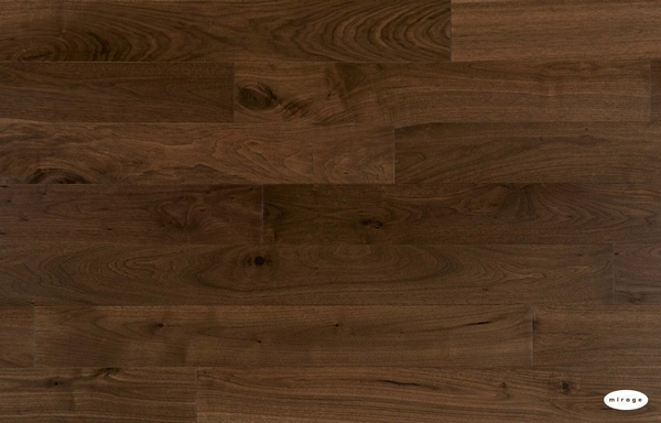 American Walnut Knotty Savanna Hardwood Floor Barwood Pilon