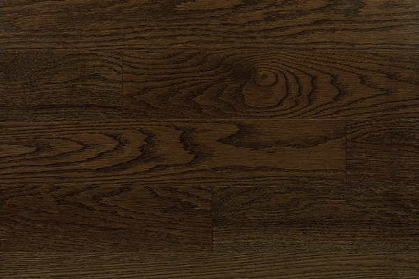 Red Oak Dark Walnut Hardwood Floor Barwood Pilon