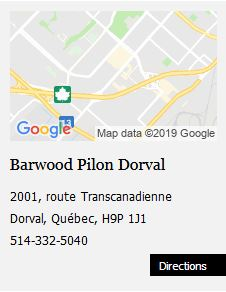Barwood Pilon Dorval