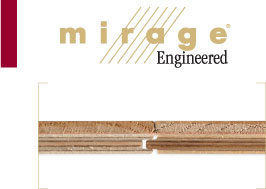Planche Mirage Engineered - Specs
